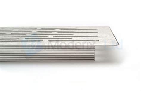 Kitchen Ventilation Grill Aluminium White Brushed Chrome Vent Grill Kitchen Plinth