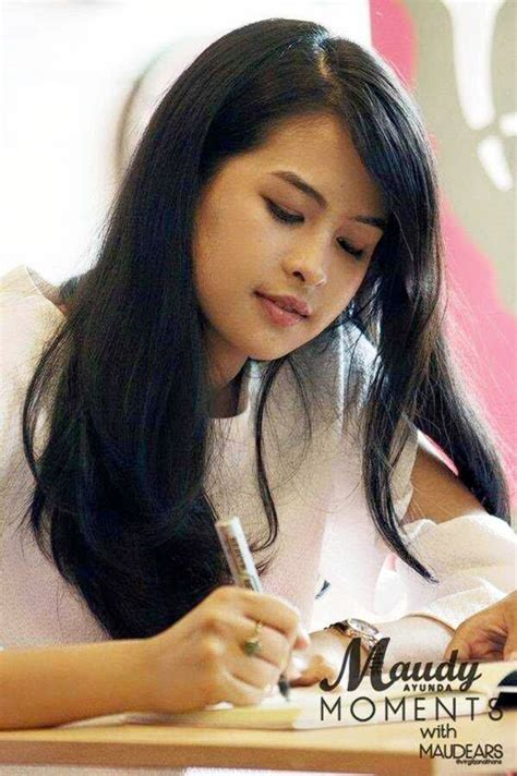 biography about maudy ayunda 22 best images about maudy ayunda on pinterest simple