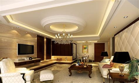 drawing room plaster of photo ceiling home combo