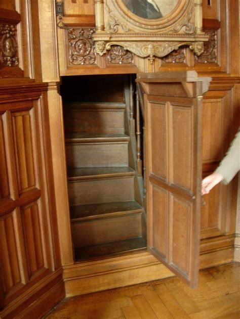 secret stairwell  secret room fortsshedssecret rooms spaces pinterest house search