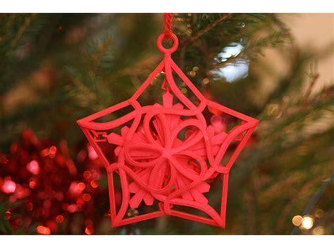 shapeways blog merry bright 3d printed ornaments