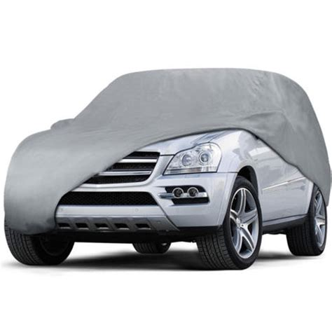 car cover for suv indoor outdoor waterproof protection road vehicles size xl ebay
