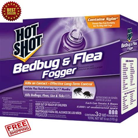 do bug bombs kill bed bugs 3 pack bed bug bomb insect fogger kill mosquito flies