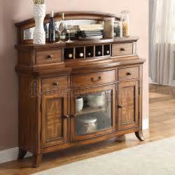 Kitchen Server Furniture Keegan Ii Server W Hutch Buffets Sideboards And