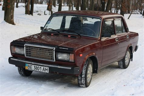Lada Spares Lada 2107 History Photos On Better Parts Ltd