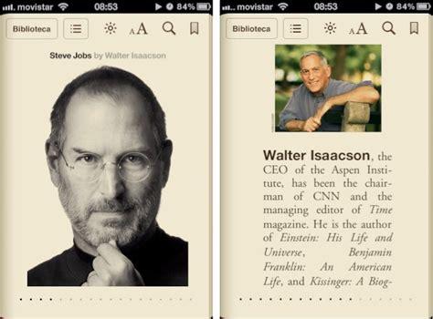 steve jobs la biografia libro de texto pdf gratis descargar la biograf 237 a oficial de steve jobs ya est 225 disponible en la ibooks store fielinks