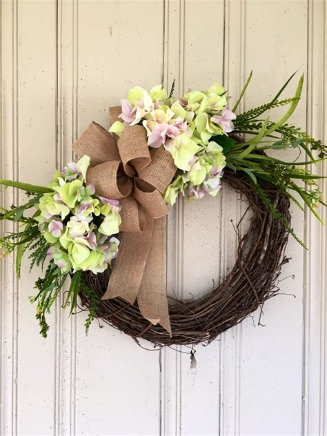 Handmade Door Decorations - 15 colorful handmade summer wreath ideas to refresh your