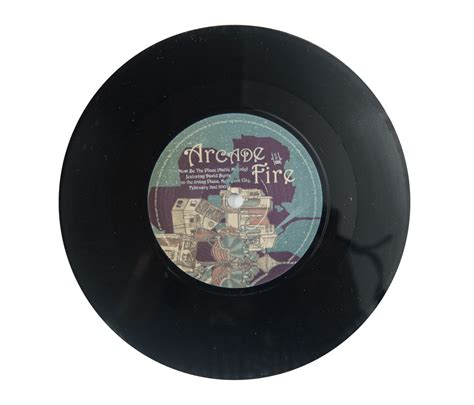 Everything Now Single Vinyl - neighborhood 3 power out live 7 quot vinyl single