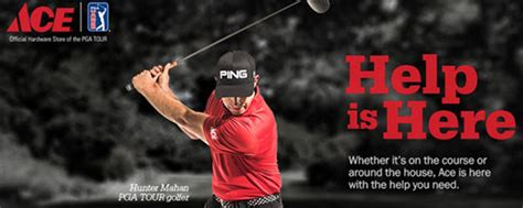 Ace Sweepstakes - ace hardware helpfulhunter sweepstakes enter to win ultimate pga golf experience