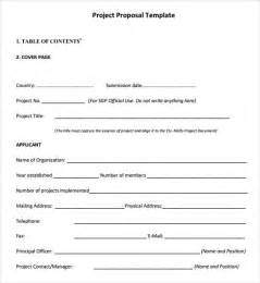 Project Outline Template by Project Outline Template 9 Free Documents In