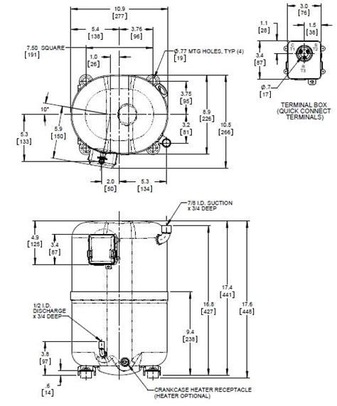 bristol compressor wiring diagram wiring a 220 compressor