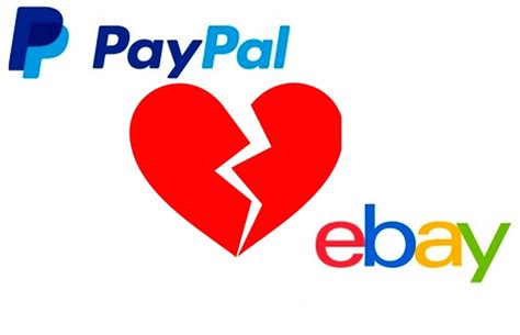 ebay and paypal paypal and ebay split into separate companies
