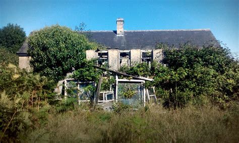 galway house kilcoona national school mausrevagh townland co galway disused school houses