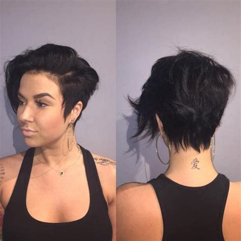 hair and makeup napier 1000 ideas about long pixie hair on pinterest long