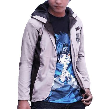 Jaket Attack On Titan 01 1 blazer attack on titan pusat jaket hobi