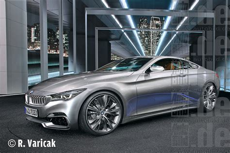 New Bmw 6 Series 2018 by Rendering 2018 Bmw 6 Series Coupe Autoevolution