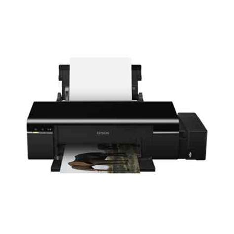Printer A3 Epson L800 epson l800 inkjet printer price specification features