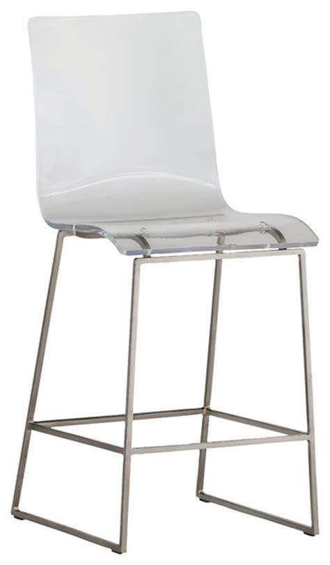 gabby king bar stool gabby king acrylic counter stool contemporary bar