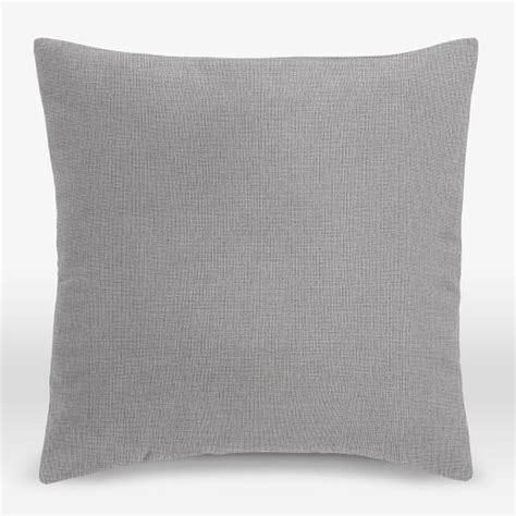 west elm upholstery fabric upholstery fabric pillow cover heathered crosshatch