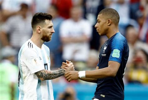 kylian mbappe on messi don t compare kylian mbappe to lionel messi www