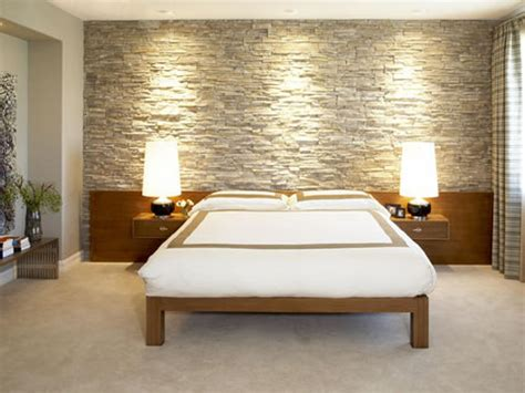 Bathroom Wall Coverings Ideas by Ideas Para Decorar Tu Dormitorio Con Piedra