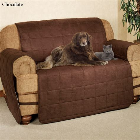 pet cover for leather couch ultimate pet furniture protectors with straps
