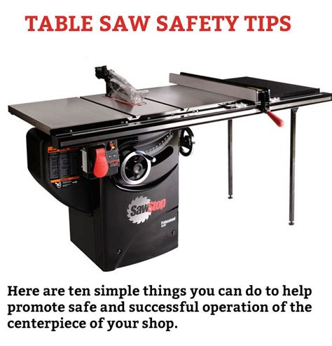 table saw tips and tricks 23 best images about sawstop on dust
