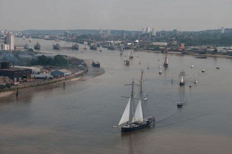thames barrier opening ceremony pla galleries