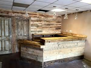How To Make Pallet by Build Your Own Pallet Bar 101 Pallets