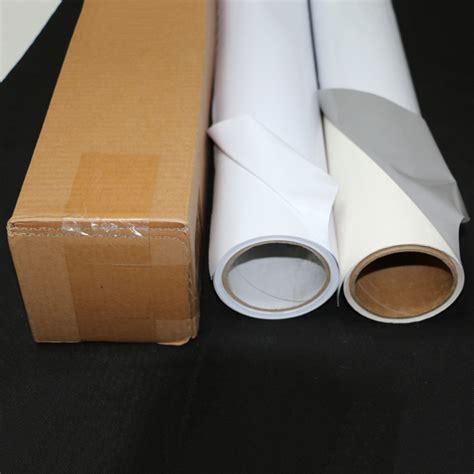 printable removable vinyl rolls premium removable self adhesive waterproof vinyl rolls