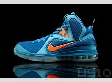 "Nike LeBron 9 - ""China"" - Detailed Images 