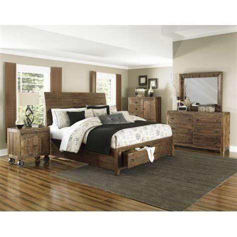 hom furniture bedroom sets river ridge 4 king storage bedroom suite hom