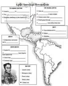 america independence movements worksheet american revolutions notes graphic organizer graphic organizers graphics and pictures