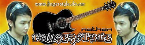 tutorial bermain finger style fingerstyle belajar bermain fingerstyle solo guitar