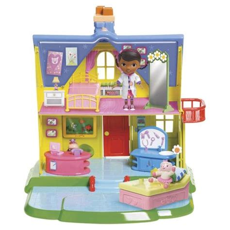 doc mcstuffins playhouse buy doc mcstuffins doc clinic playhouse from our toddler