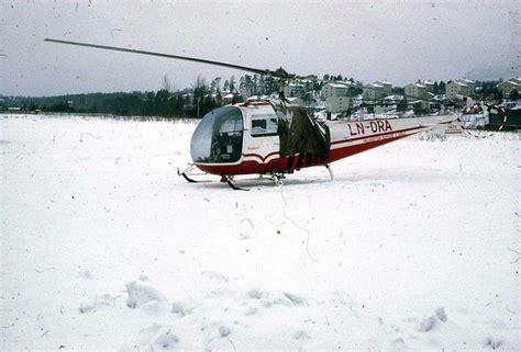 Bell Helikopter ett helikopter p 229 bakken bell 47 j ranger ln ora fra