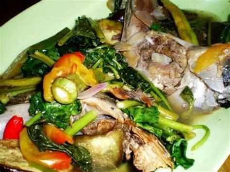 buro in panga pinangat na hasa hasa steamed fresh mackerel fish in