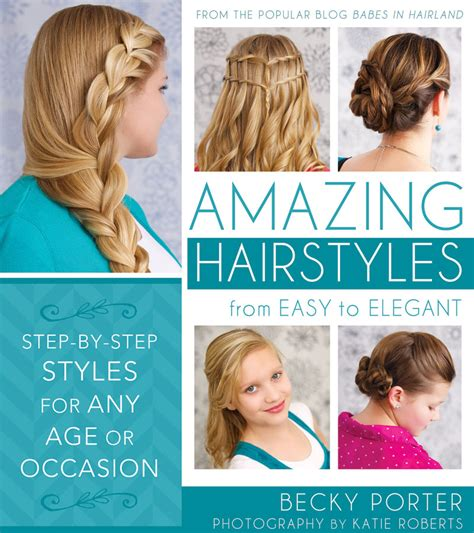 hairstyle books pretty hair is amazing hairstyles book review