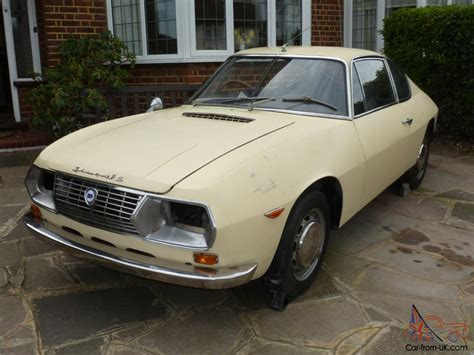 Lancia Parts Uk Lancia Fulvia Sport Zagato Series 1 1969 Unfinished