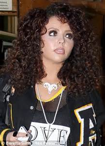 whats mahogany curls real name and where shes from little mix s jesy nelson gets hair spiration from diana