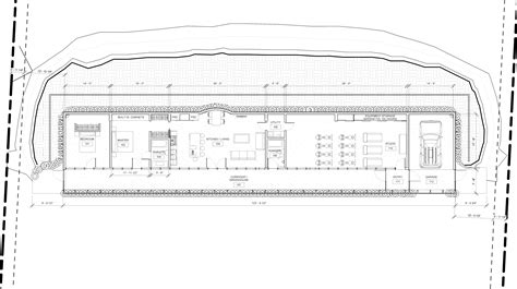 earthship homes plans earthship site plan collingwood earthship