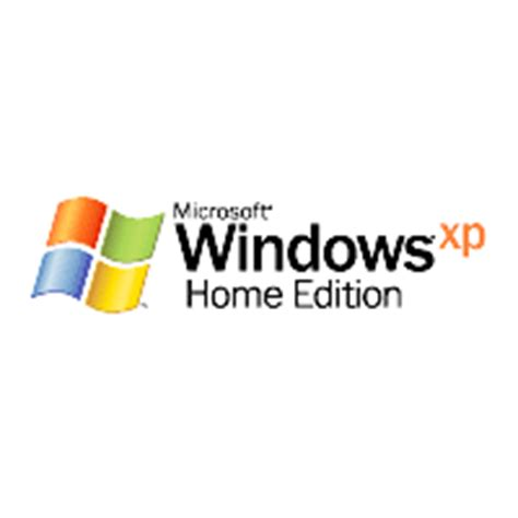microsoft windows xp home edition logos gmk