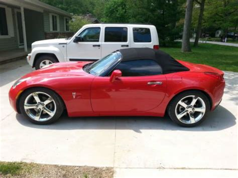 Pontiac Solstice V8 by Sell Used Ls1 Powered V8 Pontiac Solstice In Hartland
