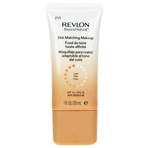 Revlon Beyond Nature Defining Mascara Expert Review by Revlon Beyond Skin Matching Makeup Spf 15 Reviews