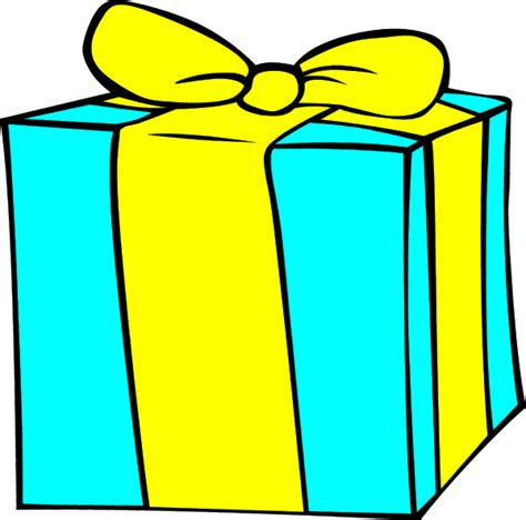 presents clip birthday presents clipart clipart best