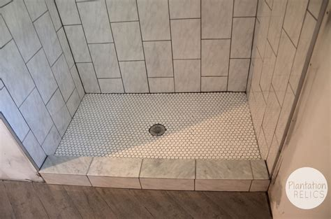 Installing Tile Shower Pan Install A Ceramic Tile Shower Floor Pan Gurus Floor