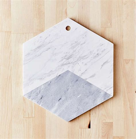 Sleek Chic Functional Cutting Board by Chic Marble D 233 Cor Pieces To Rev Your Space Fabfitfun