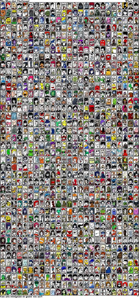1000 images about will someone who s who the 1000 faces mug challenge by