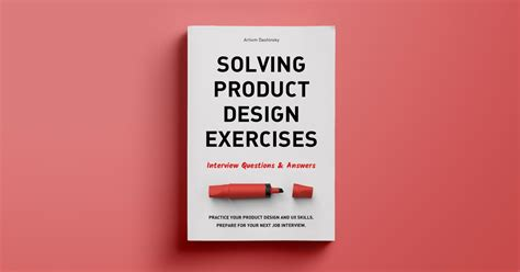 product layout exercise solving product design exercises interview questions