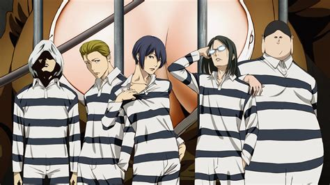 Prison School Dub Free Animehd47